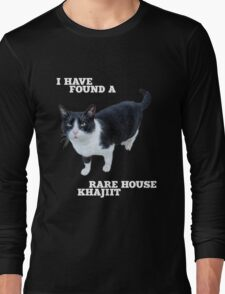 Rare House Khajiit Long Sleeve T-Shirt