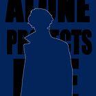Alone Protects Me Sherlock by rwang