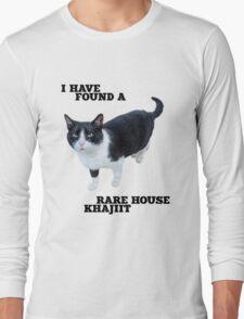 Rare House Khajiit Long Sleeve T-Shirt