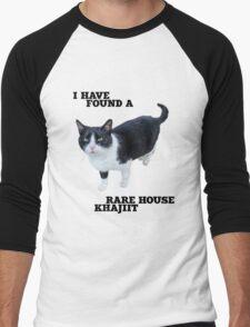 Rare House Khajiit Men's Baseball ¾ T-Shirt