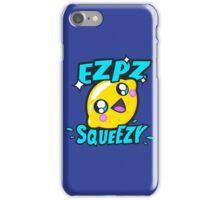 Ezpz Lemon Squeezy v2 iPhone Case/Skin