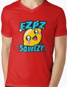 Ezpz Lemon Squeezy v2 Mens V-Neck T-Shirt