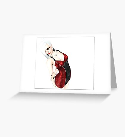 LUX Greeting Card