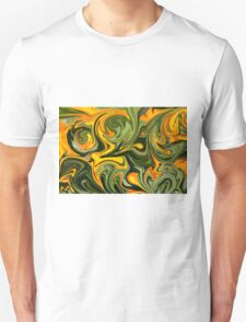 Marigold Abstracts Unisex T-Shirt
