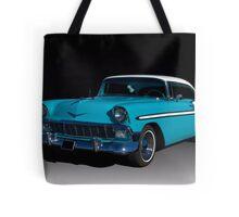 1956 Chevrolet Bel Air Tote Bag