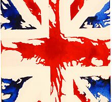 Union Jack by Leslie Hockley