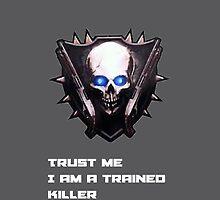 Trained killer by MLGamer125