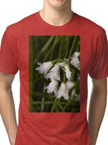 Liquified Snowdrops Tri-blend T-Shirt