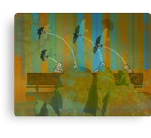 Taking Flight Canvas Print
