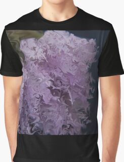 Chive Abstract  Graphic T-Shirt