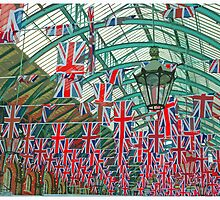 Covent Garden by Claire McCall