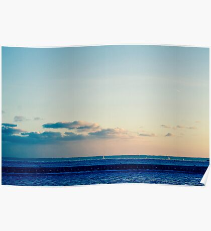 parallel clouds  Poster
