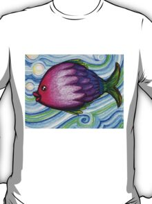 F is for Fish T-Shirt