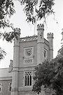 Clock—Government House Tasmania by Brett Rogers