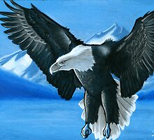 Eagle by KaizokuShojo