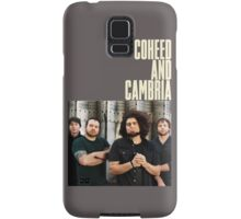 coheed and cambria the color before the sun Tour 2016 4 Samsung Galaxy Case/Skin