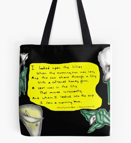 The Lily & The Bee Tote Bag