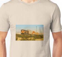 Double Deck Freight  Unisex T-Shirt