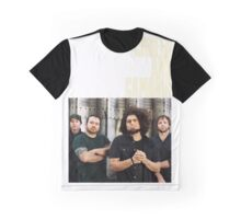 coheed and cambria the color before the sun Tour 2016 4 Graphic T-Shirt