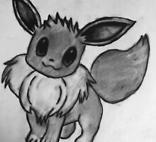 Eevee by Duncan231196