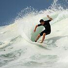 Surfing The Milky Way by Noel Elliot
