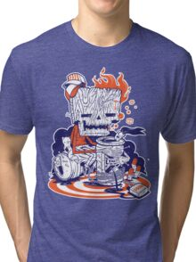 SHACKLES Tri-blend T-Shirt