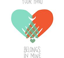 I want to hold your hands by Budi Satria Kwan