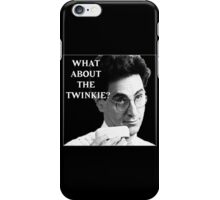 What about the Twinkie? iPhone Case/Skin