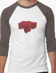 Meeple on the field! Men's Baseball ¾ T-Shirt