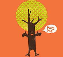 Tree huger by Budi Satria Kwan