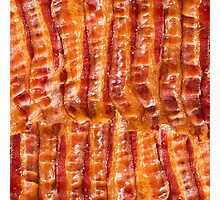 Bacon! Photographic Print