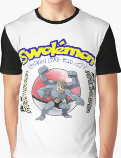 Pokemon - Be a Machamp Graphic T-Shirt