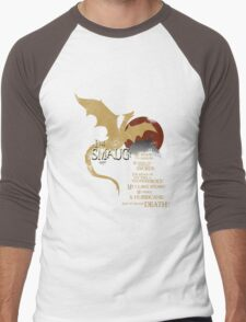 King under the mountain Men's Baseball ¾ T-Shirt