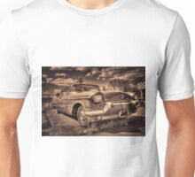 The old Cadillac  Unisex T-Shirt