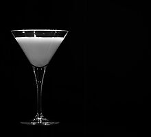 White martini. by Frank Smith