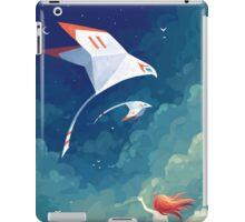 Flyby iPad Case/Skin
