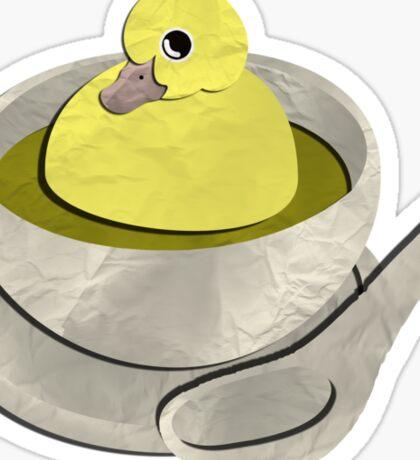 Duck Soup Sticker