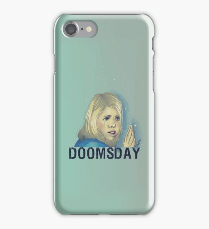 DOOMSDAY - Rose Side iPhone Case/Skin