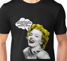 Absolutely Ridiculous Marilyn Monroe Unisex T-Shirt