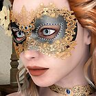 Masquerade Mask by Vac1