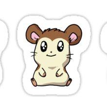 Ham-Hams Sticker