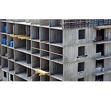 building  Photographic Print