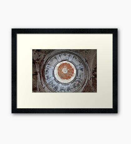 church dome Framed Print