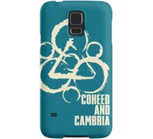 coheed and cambria the color before the sun Tour 2016 5 Samsung Galaxy Case/Skin