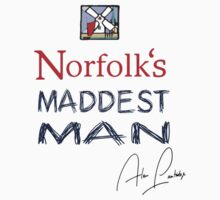 Norfolk's Maddest Man by GarfunkelArt