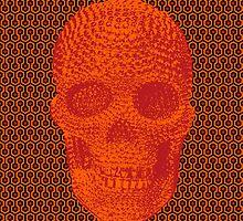 Skull XIV by PrinceRobbie