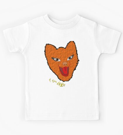 Fox Baby T-shirt Kids Tee
