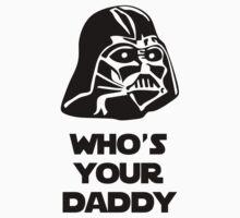 Darth Vader Daddy by KatZivkovic