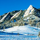 Flatirons Icing by Greg Summers