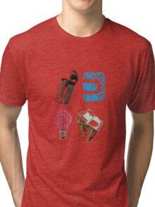 read my mind Tri-blend T-Shirt
